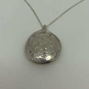 /Turtle/Hummingbird Lentil Necklace